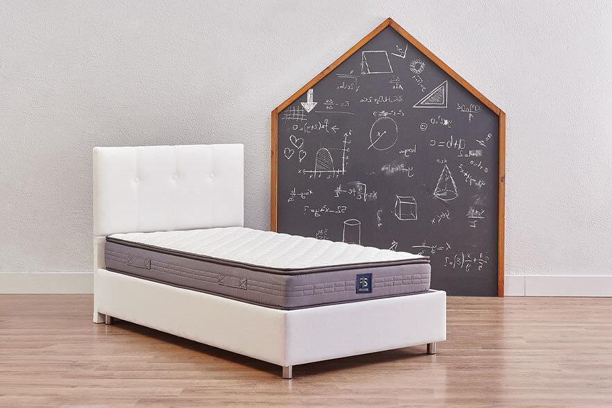 resmiNova Başlık - Somni Sandıklı Baza - Fresh Sense Yatak Set