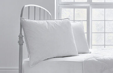 Goose Down - %30 Goose Down Pillow