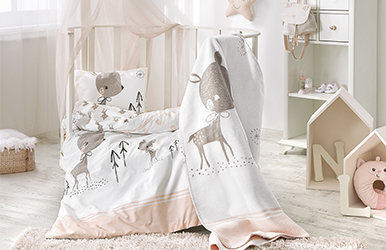 Lana Baby Duvet Cover Set