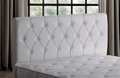Point Headboard Bej