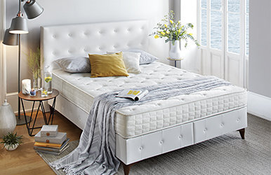 Silver Therapy DHT Spring Series Mattress
