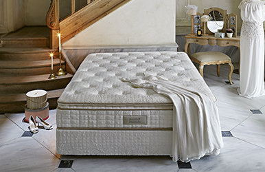 Wedding Premium Pocket Spring Series Mattress