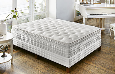 Zero Gravity Hybrid Series Mattress