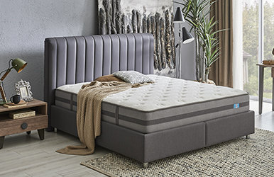 Ionic Energy Pocket Spring Series Mattress