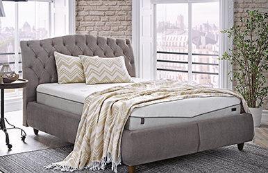 Combo Bedspread Set Bej