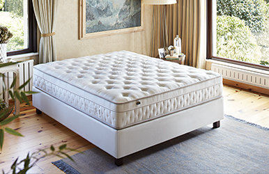 Ergocoil Infinity Hybrid Series Mattress