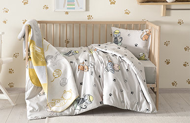 Eva Baby Duvet Cover Set