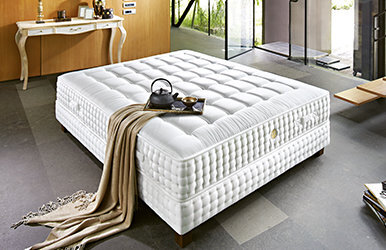 King Master 10.000 Premium Series Mattress