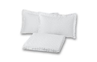 Mellow Yatak Örtüsü Seti Beyaz