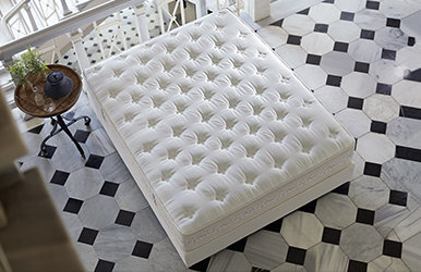 Seven-Z Latex Hybrid Series Mattress