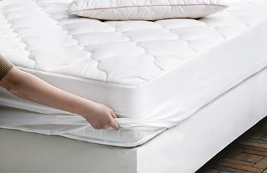 Superwashed Full Edge Mattress Protector