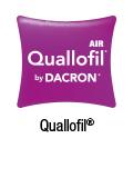 %33 hava barındıran özel delikli Dacron elyaf dolgulu