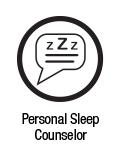 Yatağınıza kolayca entegre ederek kullanabileceğiniz RestOn, ideal uyku alışkanlıkları yaratmaya yardımcı olurken egzersiz ve diyet önerileri ile birlikte uyku danışmanlığı ve sağlıklı uyku için ipuçları sunar.