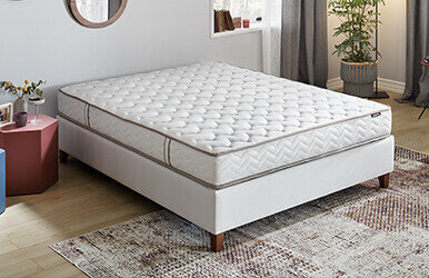 Multi Full Orthopedic DHT Spring Series Mattress