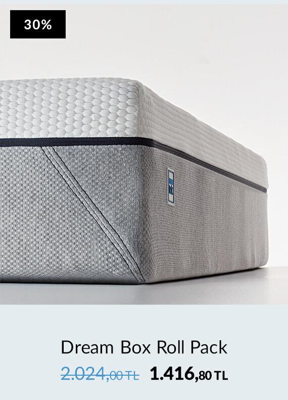 Dream Box Roll Pack Yatak
