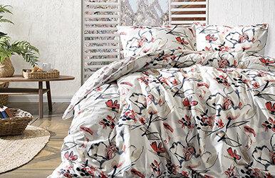 Kimono Ranforce Duvet Cover Set
