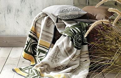 Odin Blanket Yeşil