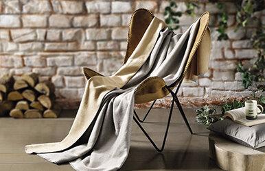 Royal Blanket Bej