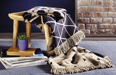 Trigon Blanket