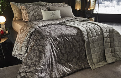 Clause Satin Duvet Cover Set