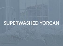 Superwashed Yün Bebek Yorgan