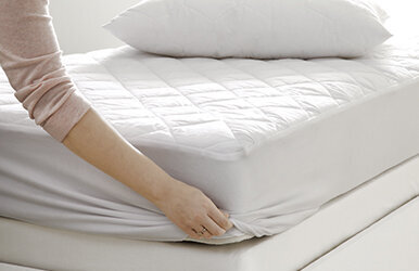 Perle Full Edge Mattress Protector