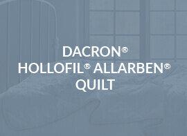 Dacron® Hollofil® Allerban®