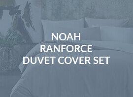 Noah Ranforce Duvet Cover Set