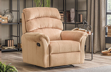 Enza Home Arizona Recliner Hardal