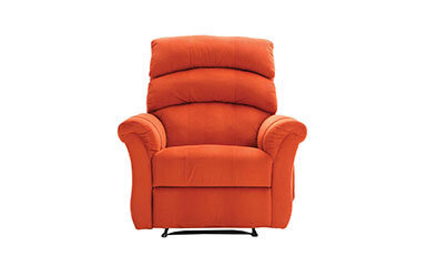 Enza Home Arizona Recliner Turuncu