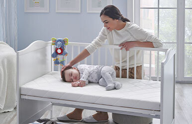 Ninni Mattress with Washable Cover
