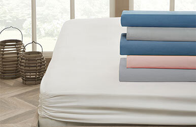 Aria Fitted Sheet Antrasit