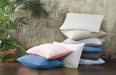 Aria Standard Pillowcase Beyaz