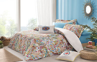 Verna Satin Duvet Cover Set