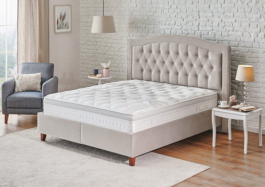 resmiTesla Sleep Set - Kumaş Kül