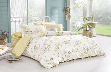 Lumi Ranforce Duvet Cover Set