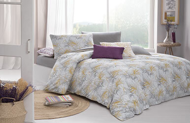 Trace Ranforce Duvet Cover Set