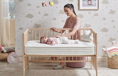 Dreamy Baby Spring Mattress