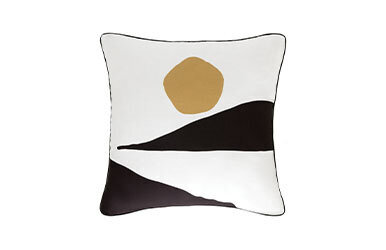 Faye Printed Decorative Pillow