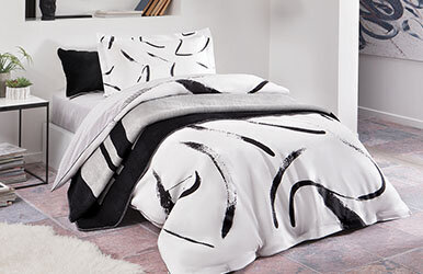 Limner Polycotton Duvet Cover Set