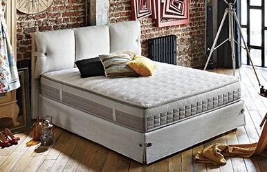 Cool Natura Storage Bed Set Kırmızı
