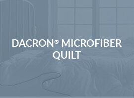 Dacron® Microfiber Quılt