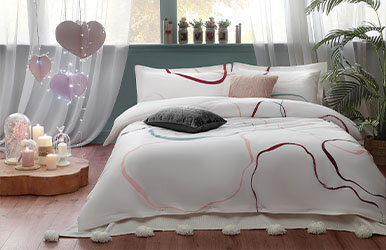 Caro Polycotton Duvet Cover Set