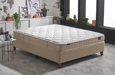 Comfo Clean DHT Spring Mattress