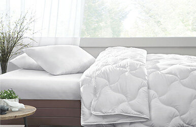 Eco Night Quilt&Pillow Set